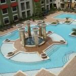 Cool Springs at Frisco Bridges Apartment Resort Pool