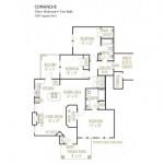 Cypress Lake at Stonebriar Apartment Floor Plan