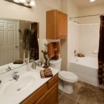 Lebanon Ridge Apartment Bathroom