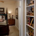 Lebanon Ridge Apartment Bookshelfs