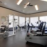 Marquis at Stonebriar Apartment Fitness Center