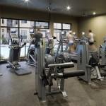 Post Sierra at Frisco Bridges Apartment Fitness Center