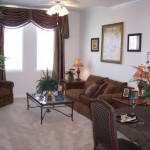 The Residences at Frisco Square Apartment Model