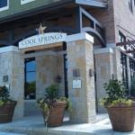 Cool Springs at Frisco Bridges Apartment Entrance