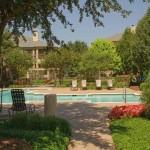 Sonsrena Apartment Pool Area