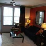 Alta Cobb Hill Apartment Living Area