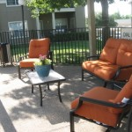 Enclave at Stonebrook Apartment Patio
