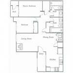 Foxhaven Apartment Floor Plan