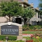 Silverado Apartment Entrance