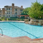 Silverado Apartment Pool