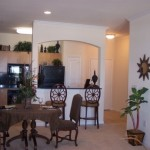 The Residences at Frisco Square Plaza & Boulevard Apartment Dining Area