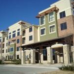 Cool Springs at Frisco Bridges Apartment Building View