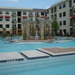 Cool Springs at Frisco Bridges Apartment Pool Area