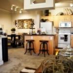 Cypress Lake at Stonebriar Apartment Kitchen