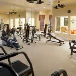 Lebanon Ridge Apartment Fitness Center