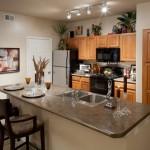 Lebanon Ridge Apartment Kitchen