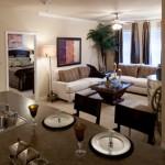 Lebanon Ridge Apartment Living Room