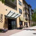 Post Sierra at Frisco Bridges Apartment Leasing Office