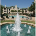 Stonebriar of Frisco Apartment Pool Area