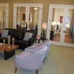 Alta Cobb Hill Apartment Living Area.
